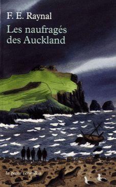 F.E. Raynal, Les Naufragés des Auckland (1870)