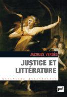 J. Vergès, Justice et littérature