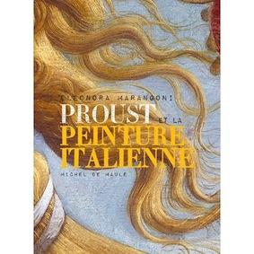 El. Marangoni, Proust et la peinture italienne