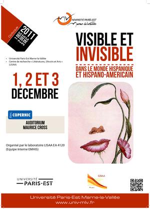 Le visible et l'invisible dans le monde hispanique et hispano-américain