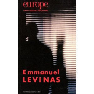 Revue Europe, n° 991-992, novembre-décembre 2011 : Emmanuel Levinas