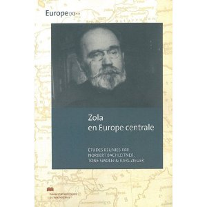 N. Bachleitner, T. Smolej et K. Zieger (dir.), Zola en Europe centrale
