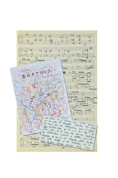 Roland Barthes et la musique