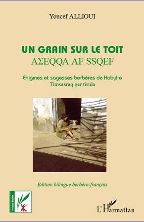 Y. Allioui, Un grain sur le toit - Enigmes et sagesses berbères de Kabylie