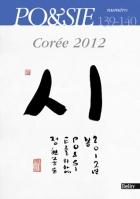 Po&sie n°139-140, Corée 2012