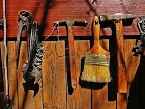 Portrait du critique en bricoleur: outils anciens, outils modernes  (séminaire Anachronies)