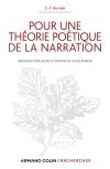 S.-Y. Kuroda, Pour une théorie poétique de la narration