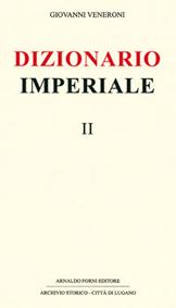 G. Veneroni, Dizionario imperiale