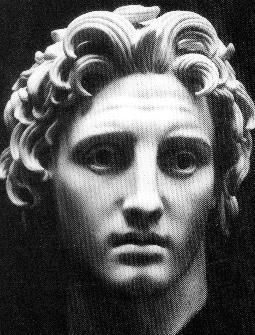 Les visages d'Alexandre