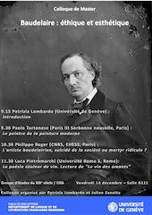 Baudelaire : éthique  et esthétique