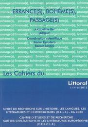 Les Cahiers du Littoral (I, n° 14, déc. 2012) :