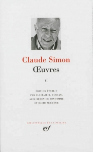 Lire Claude Simon