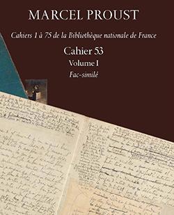 Proust, Cahier 53 (2 vol.)