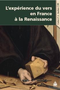 J.-C Monferran (dir.), L'expérience du vers en France à la Renaissance