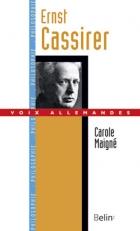 Cassirer, la philosophie dans l'histoire