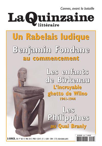 Menacée de fermeture, La Quinzaine littéraire lance un appel à soutiens