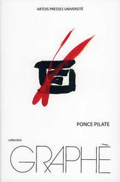 J.-M. Vercruysse (dir.), Ponce Pilate