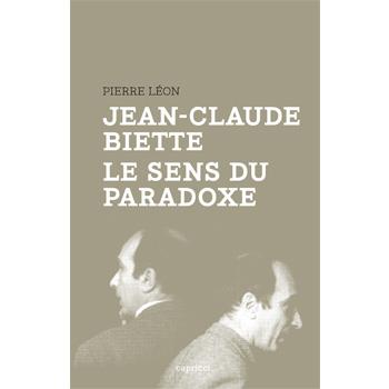 P. Léon, Jean-Claude Biette, le sens du paradoxe
