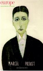 Europe, août-septembre 2013: Marcel Proust