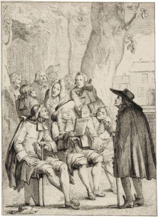 C. Lamy, De la presse au public: étude du genre périodique (1700-1730)