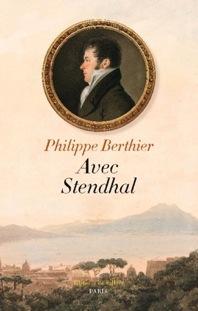 P. Berthier, Avec Stendhal