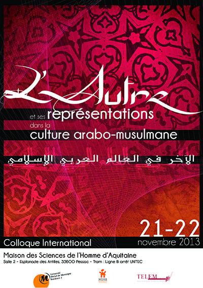 L'autre et ses représentations dans le monde arabo-musulman