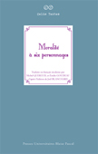 Moralité à six personnages (édition)