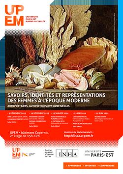 Autoportraits, Autofictions XVIe-XVIIIe siècles. Savoirs, identités et représentations des femmes à l'époque moderne