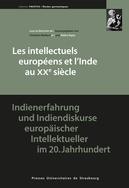 Ch. Maillard et R. Rajan (dir.), Les Intellectuels européens et l'Inde au XXe siècle