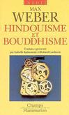 M. Weber, Hindouisme et bouddhisme