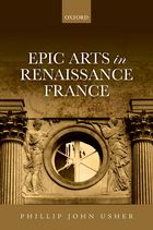 Ph. Usher, Epic Arts in Renaissance France