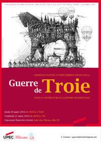 Représentations et réinterprétations de la guerre de Troie dans la littérature et la pensée occidentales
