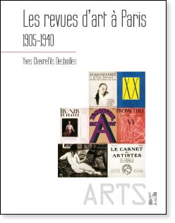 Y. Chevrefils Desbiolles, Les Revues d'art à Paris (1905-1940)