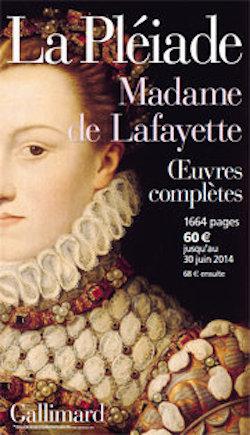 Madame de Lafayette, Œuvres complètes (C. Esmein, éd.)