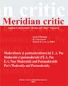 Meridian Critic, n° 1 & 2/2013:
