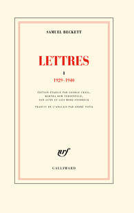 S. Beckett, Lettres, t. 1 (1929-1940)