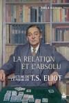 A. Ducroux, La Relation et L'Absolu