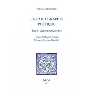 Th. Vercruysse, La Cartographie poétique