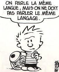 Désapparition de la langue française