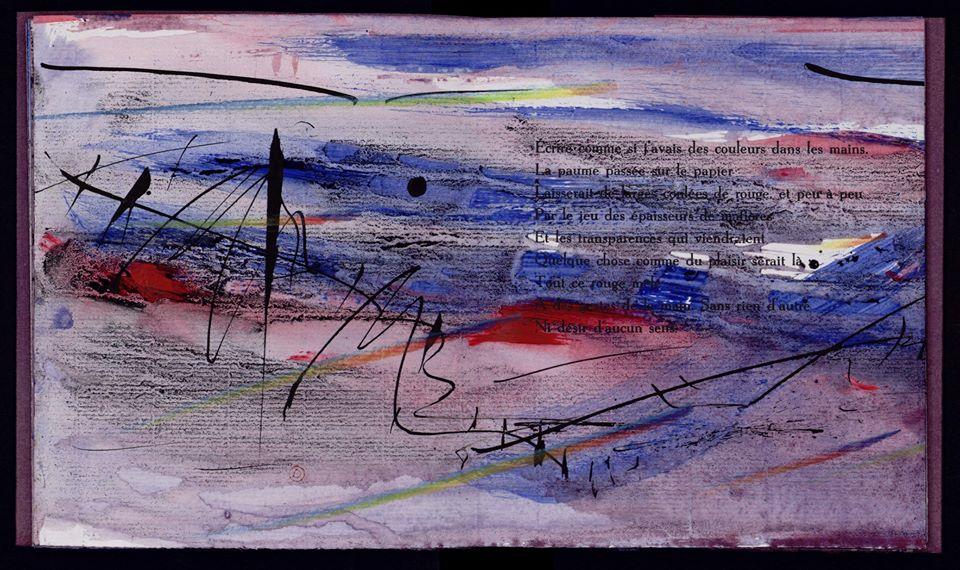 LivrEsC : de Mallarmé aux artistes contemporains, le livre comme espace de création,