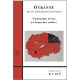 Otrante: Washington Irving au temps des nations