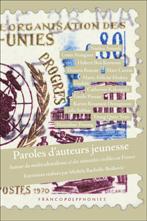 M. Bacholle-Boškovic (dir.), Paroles d'auteurs jeunesse. Autour du multiculturalisme et des minorités visibles en France