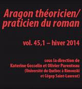 Études littéraires n° 45/1, hiver 2014:
