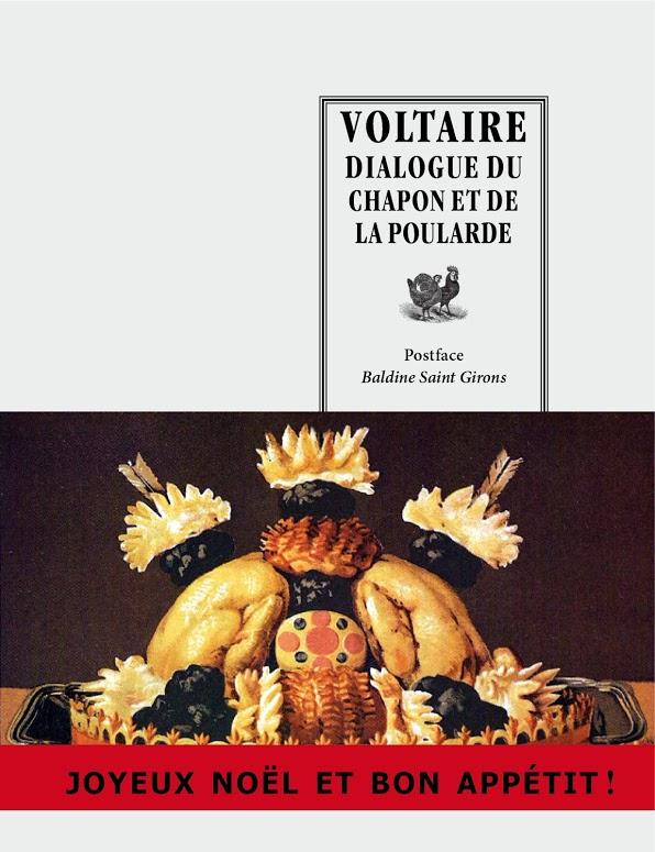 Voltaire, Dialogue du Chapon et de la Poularde