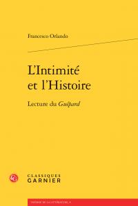 Fr. Orlando, L'Intimité et l'Histoire. Lecture du Guépard