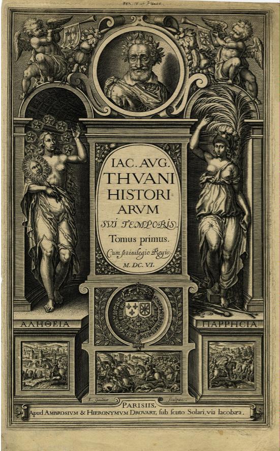 Le courage de la vérité dans les usages de l'histoire (XVIe-XVIIIe s.)
