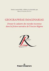 M.-C. Pioffet (dir.), Geographiae imaginariae