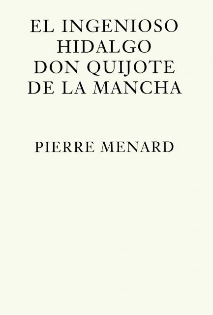 Pierre Ménard, notre ami, et ses confrères (<em>LHT</em>, n°17)