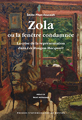 E. Piton-Foucault, Zola ou la fenêtre condamnée