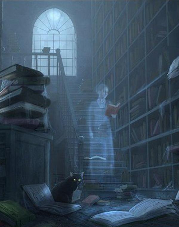 Rémanence des fantômes